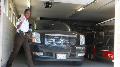 Kelly's Cadillac Escalade