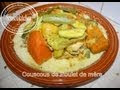 Recette Couscous Tunisien Poulet