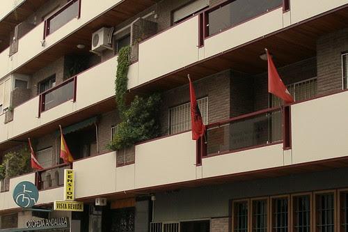 La Bandera de Albania