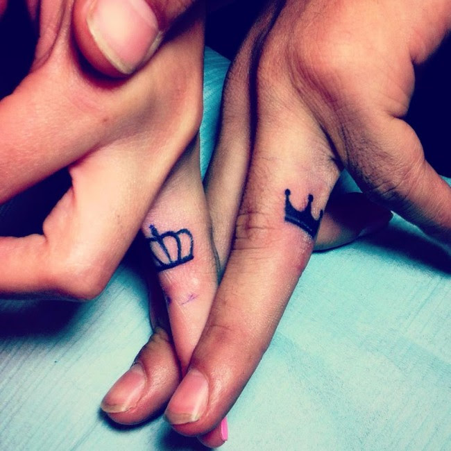 60 Cute Matching Tattoo Ideas for Couples — Together Forever
