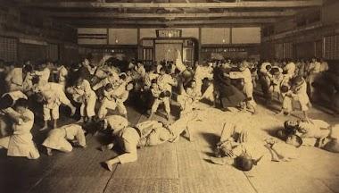 Da arte marcial ao esporte olímpico - PARTE 2