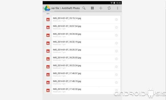aplicaciones increibles para android hoy anti theft photo 3 Aplicaciones increíbles para Android: Hoy Anti Theft Photo
