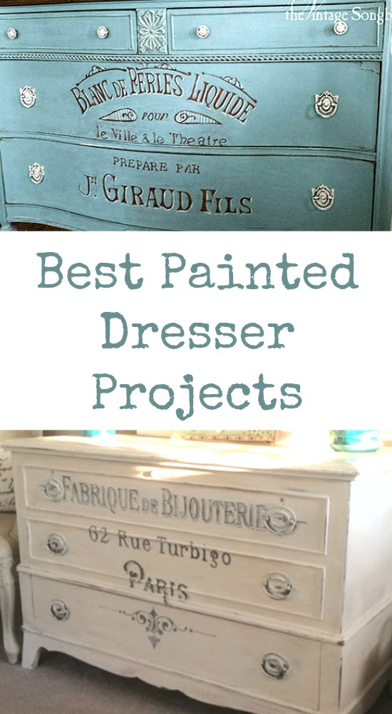 Best Painted Dresser Projects