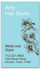 BCS-1042 - salon business card