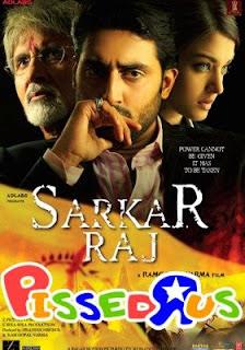 Sarkar Raj Poster Aishwarya