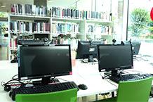Achégate á internet Biblioteca Xosé Neira Vilas