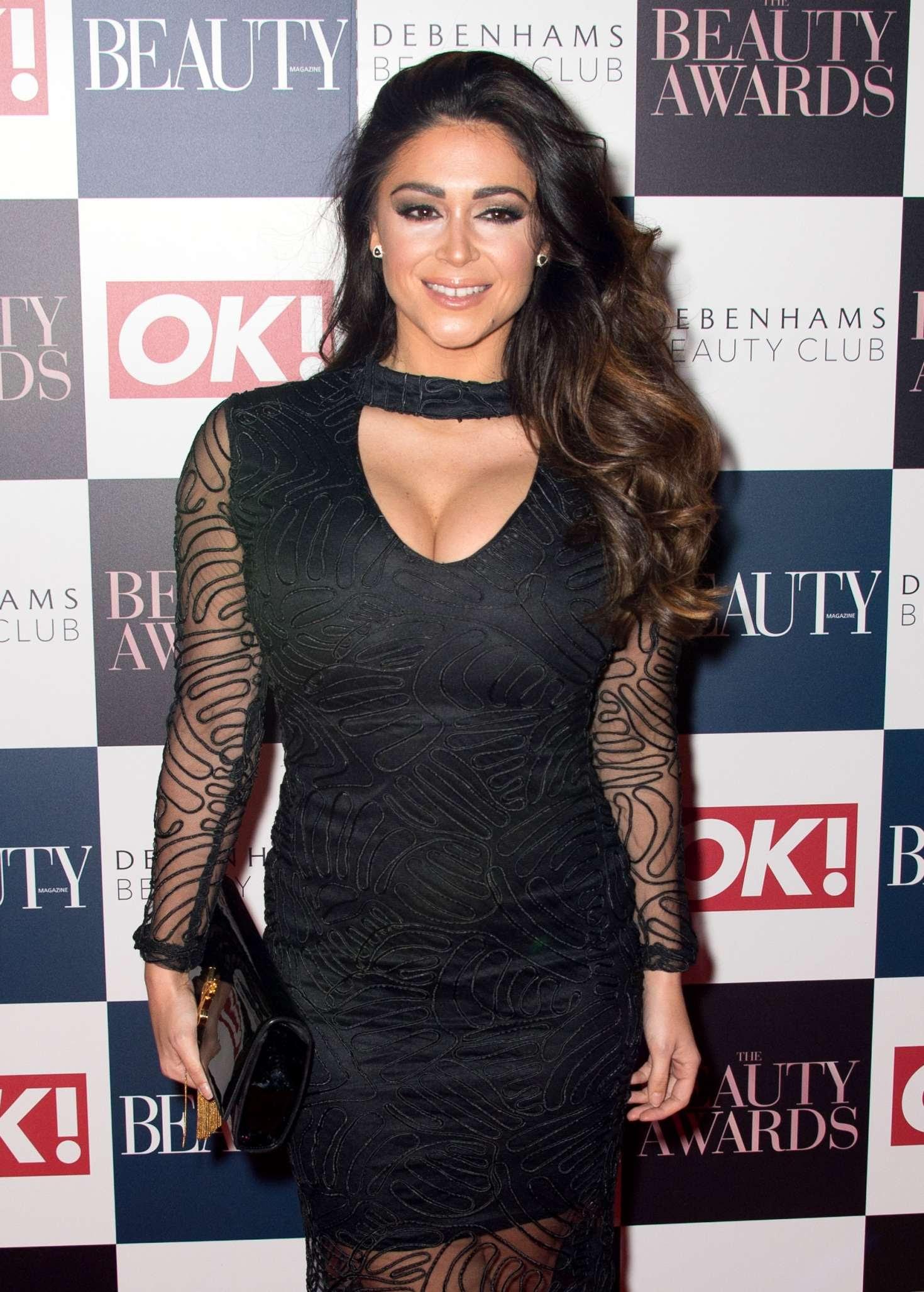 Casey Batchelor – Beauty Awards 2016 in London