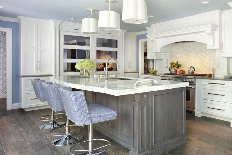 Transitional Cabinetry - Tedd Wood, LLC