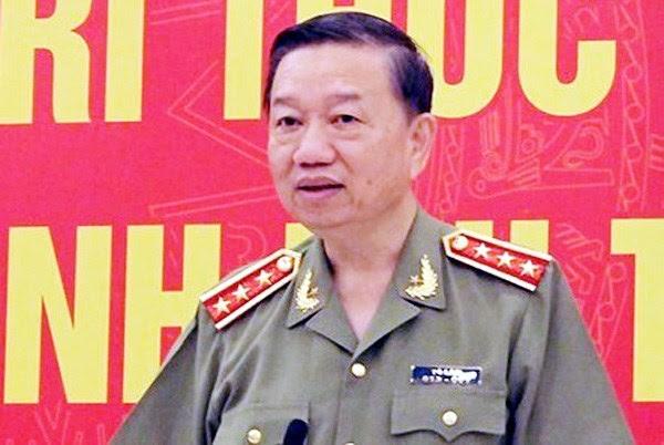 Tô Lâm, Trịnh Xuân Thanh, Bộ trưởng Công an