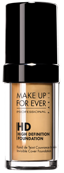 Makeup forever hd foundation 130
