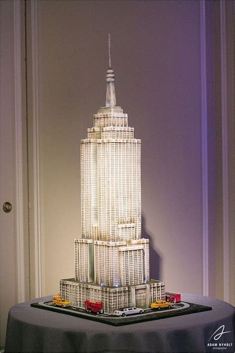 Empire State Building Wedding Inspiration #