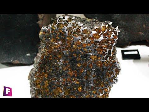 Mega Colección de Meteoritos por Eduardo Jawerbaum