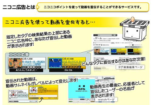 ニコニ広告 by you.
