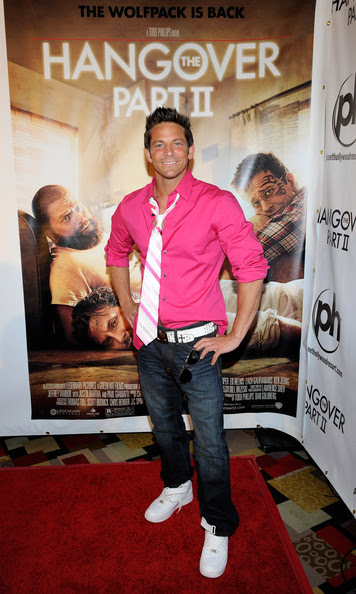 "Jeff Timmons Singer Jeff Timmons arrives at the Las Vegas premiere of the Warner Bros. Pictures movie, ""The Hangover Part II"" at the Planet Hollywood Resort & Casino May 21, 2011 in Las Vegas, Nevada. The film opens nationwide in the United States on May 26."