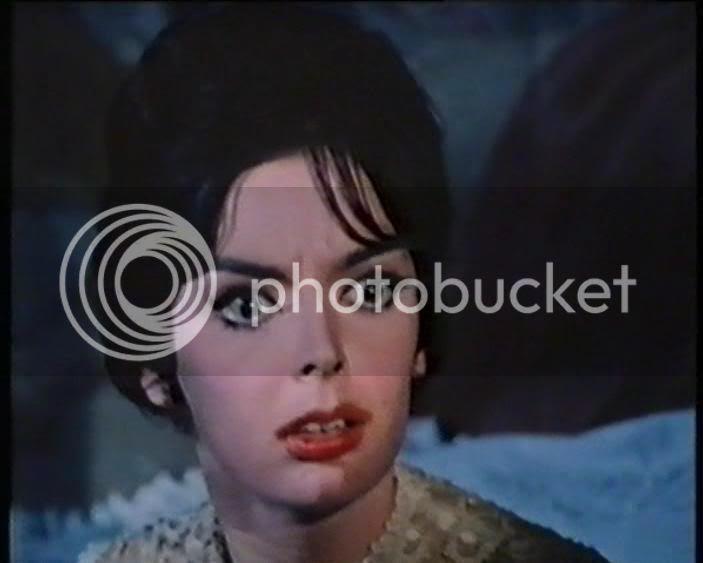 Barbara Steele as Cynthia