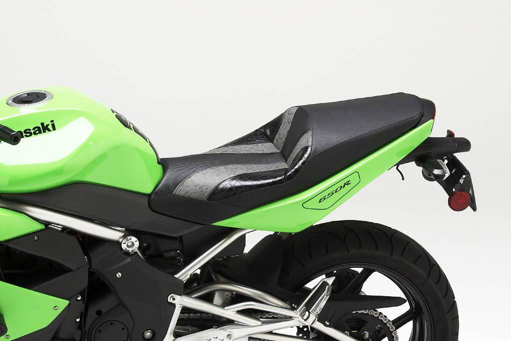 Corbin Motorcycle Seats Accessories Kawasaki Ninja 650 R