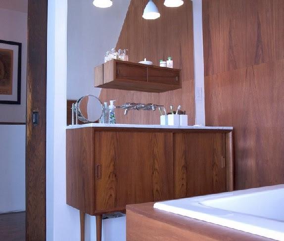 spa bathroom vanity