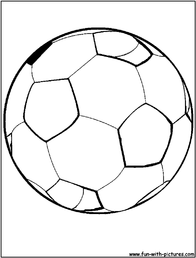 29 Soccer Ball Coloring Pages Free Coloring Page Site 246817  Coloring Home