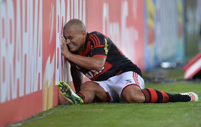 Anderson Pico Flamengo x Cabofriense (Foto: Pedro Martins / Ag. Estado)