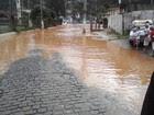 Chuva derruba barreiras em Friburgo (Cruz Vermelha)