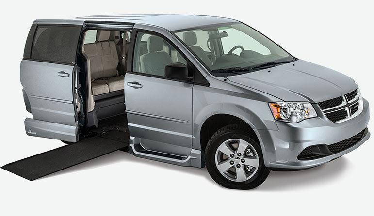 Dodge Grand Caravan Wheelchair Handicap Vans For Sale Vmi