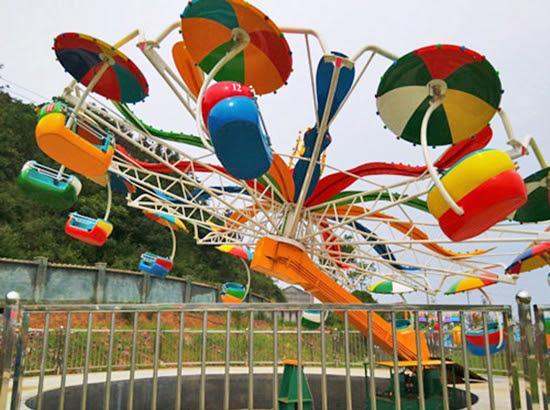 Amusement park paratrooper rides for sale