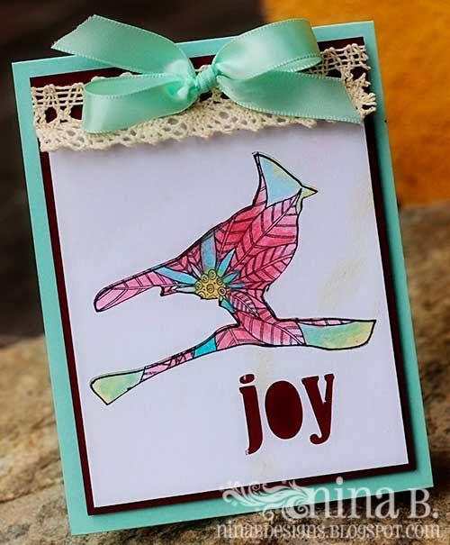 Cardinal-card