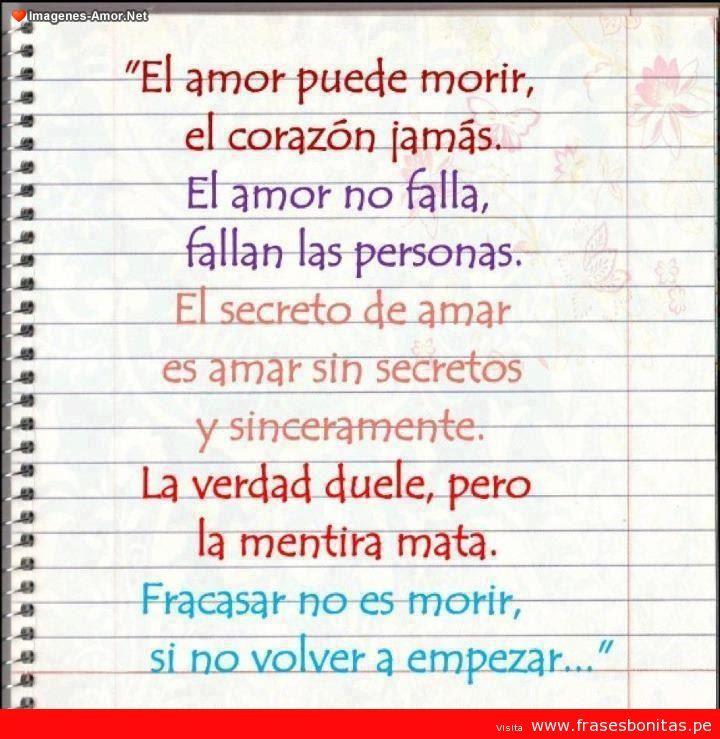 Frases De Cartas De Amor 33 Frases
