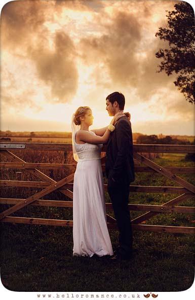 Barn Gate Wedding Photography Suffolk - Hello Romance