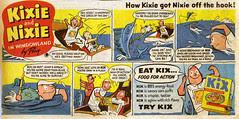 Kixie & Nixie ad