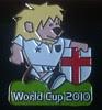 world cup willie 2010