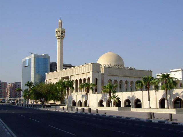 Doha Abu Bakr Mosque