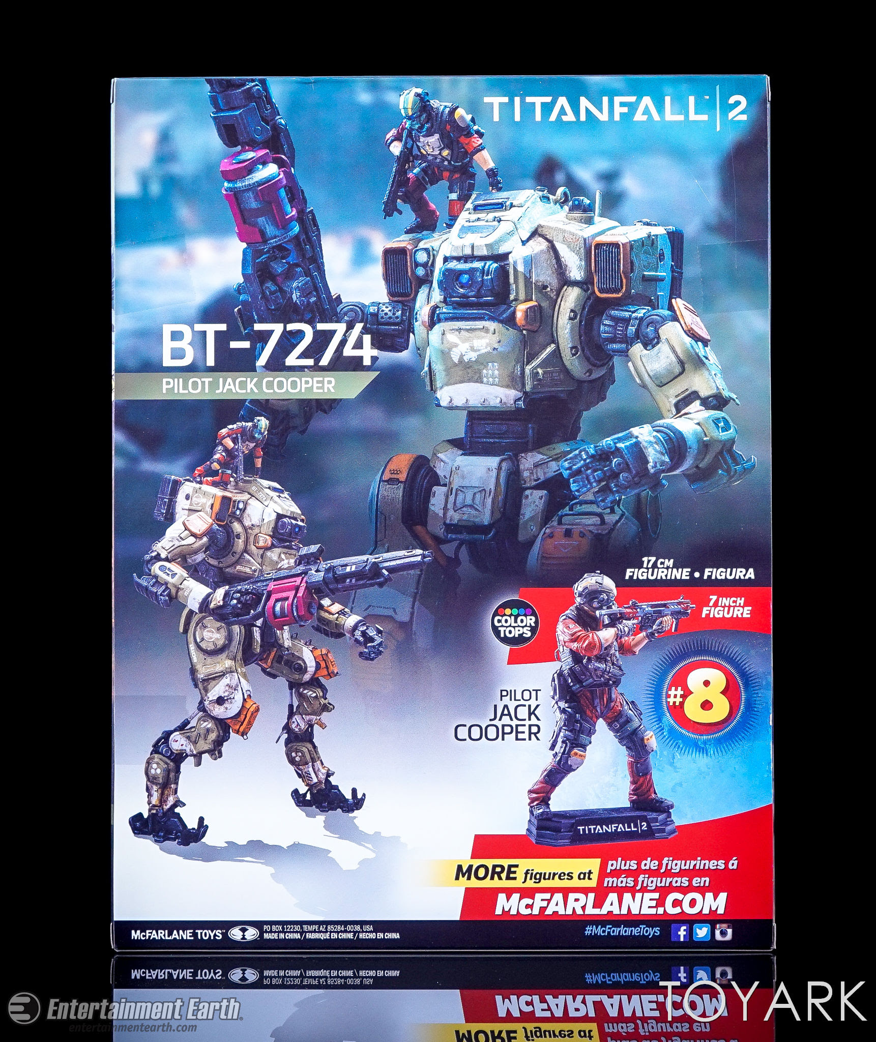 McFarlane Titanfall 2 BT-7274 Deluxe 10-Inch Figure ...