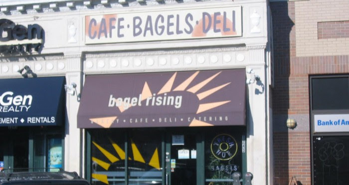 Bagel Rising Allston To Be Replaced By Pavement Coffeehouse Bdcwire