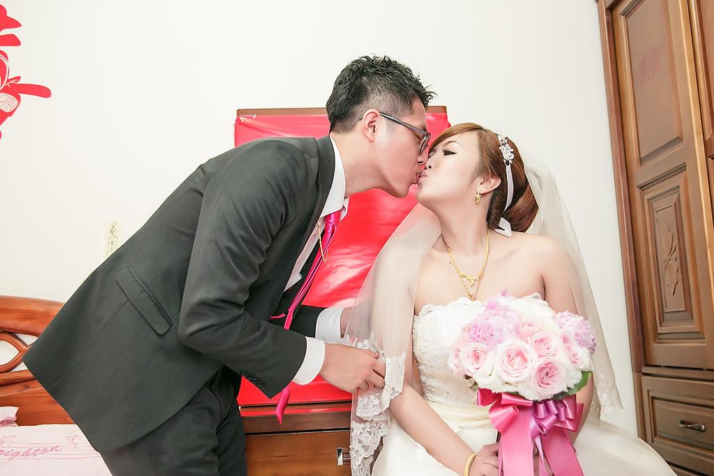 學誠&尹宣 浪漫婚宴 (43)