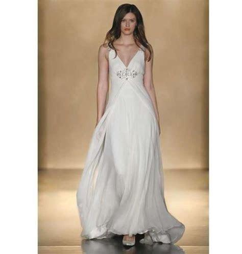 Jenny Packham Ivory Silk Elizabeth Feminine Wedding Dress