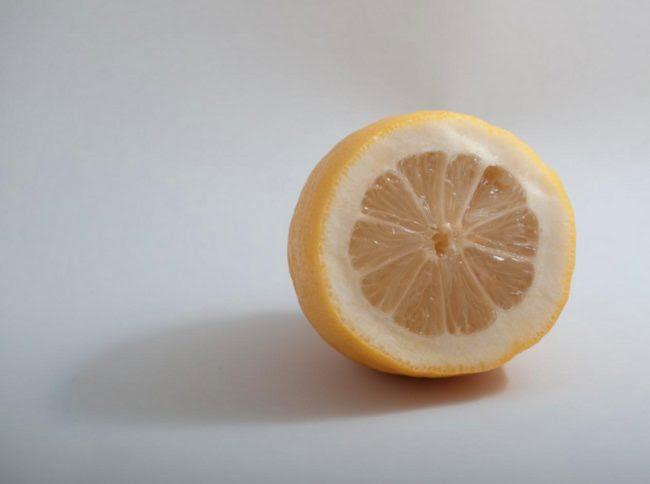شم الليمون