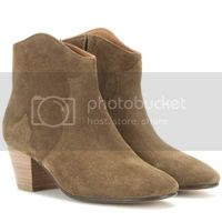 Isabel Marant Ankle Booties