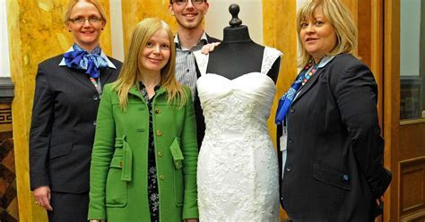 Gift of a Wedding brides donate £15,000 worth of dresses