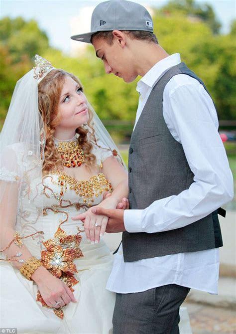 My Big Fat Gypsy Wedding shows Romany bride Sondra Celli