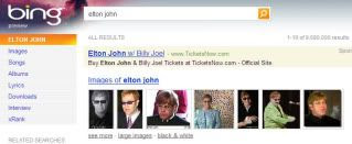 Bing Elton John