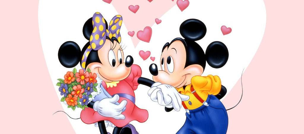 Did You Know The Voice Actors Of Mickey Mouse And Minnie Mouse Were