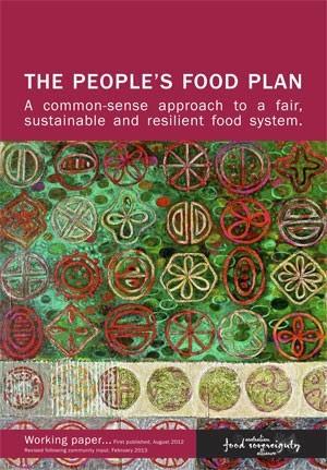 studio-archive:  ThePeople's Food Plan Artwork by Sophie Munns.