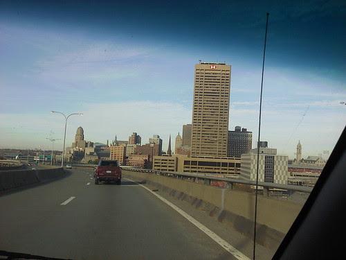 Into Buffalo!