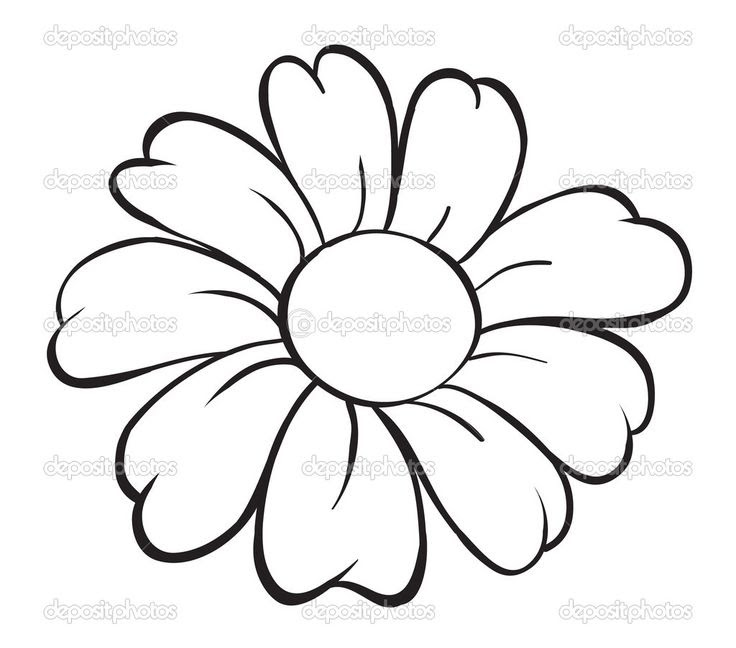 Drawing Ideas Easy Flowers Drawing Tutorial Easy