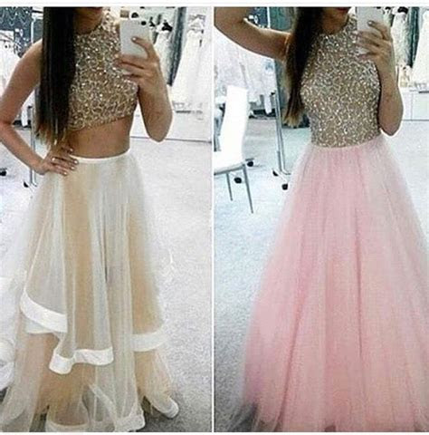 Different style crop top n skirt   Indian Weddings Attire