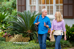 Top Rated Home Improvement Show Today S Homeowner With Danny Lipford Launches 22nd Season On National Television