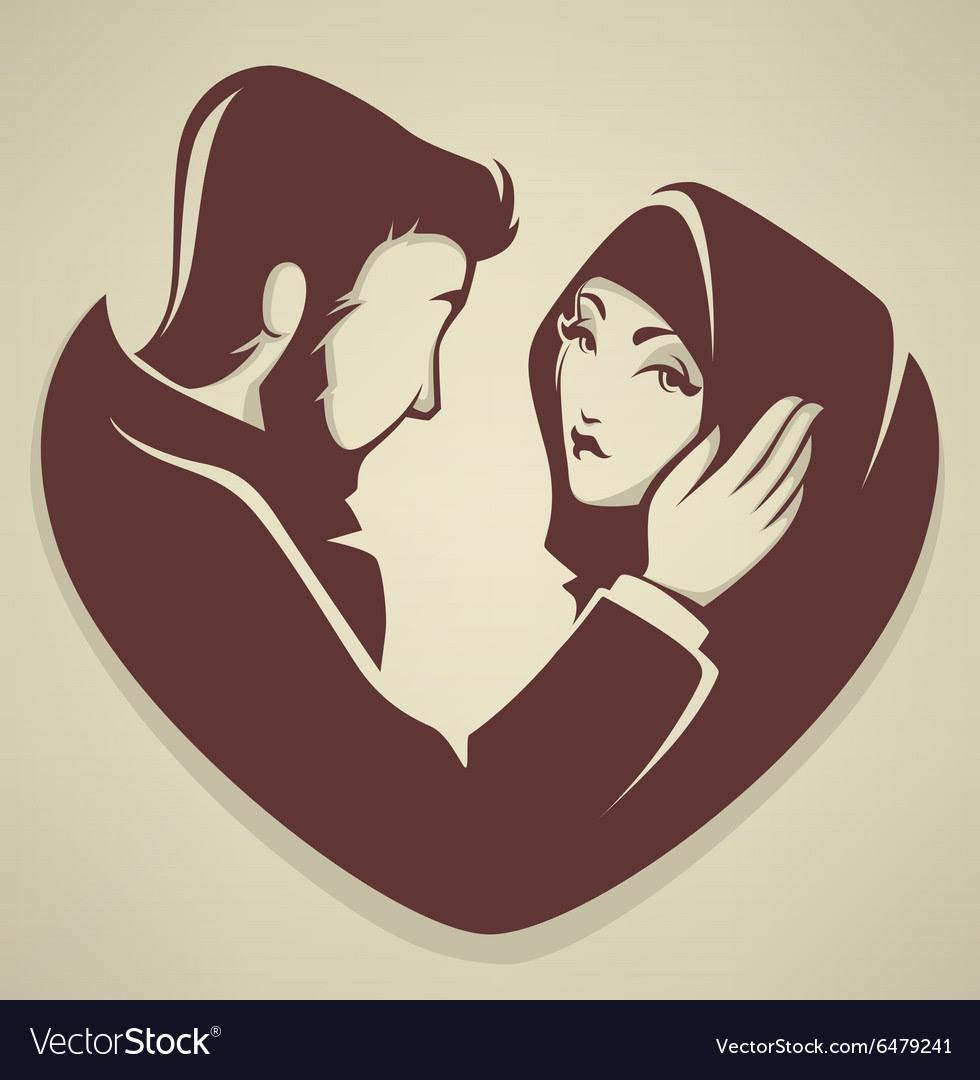 88+ Gambar Kartun Couple Romantis Terpisah Gratis Terbaik