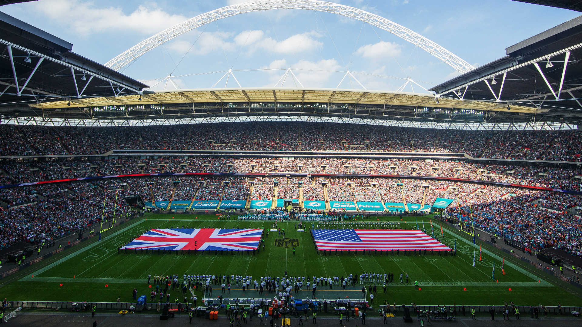 NFL schedule 2018: Dates, kickoff times for International Series games in London, Mexico  NFL