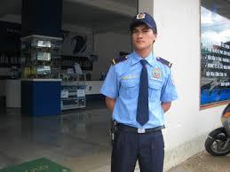 cửa hàng bán đồng phục bảo vệ